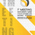 locandina meeting