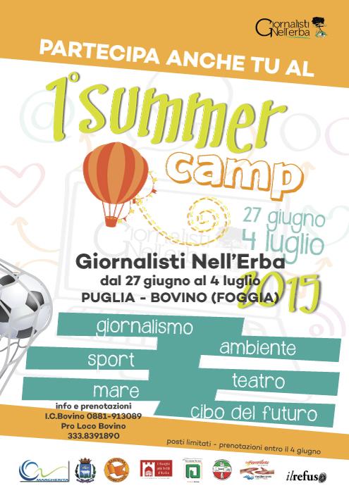 SummerCampBovino