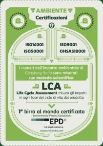 Ambiente certificazioni