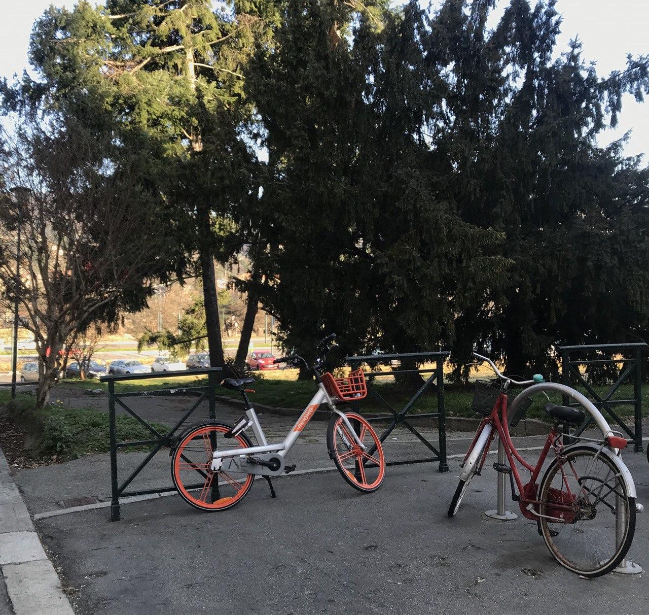 biciclette-sharing