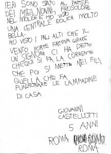 CASTELLOTTI-Racconto