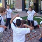 Giochi Giganti con la ludoteca Orologio Matto1