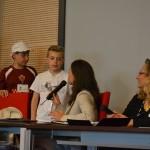 giornalismo e aurobufale con Jelenkowsa Luca GIovanni Rossi e Paola Bolaffio10