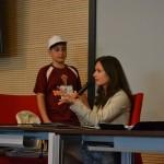 giornalismo e aurobufale con Jelenkowsa Luca GIovanni Rossi e Paola Bolaffio11